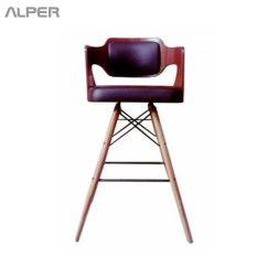 صندلی - صندلی اپن - صندلی کافی شاپی - صندلی پیشخوان - صندلی کانتر - صندلی آشپزخانه - صندلی سدونا سیلور - صندلی اپن تاپ - 2120 اپن تاپ