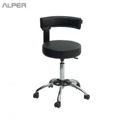 صندلی - صندلی آزمایشگاهی - صندلی اداری - صندلی گردان -صندلی تابوره