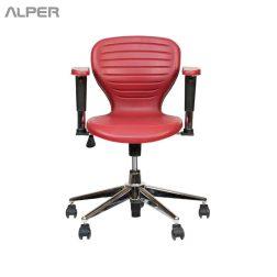 صندلی اداری صندلی کارمندی صندلی گردان - آلپر فروشگاه اینترنتی مبلمان و دکوراسیون هتل، تالار، رستوران و کافی شاپ
