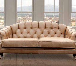 تاریخچه طراحی و تولید صندلی و مبل چستر