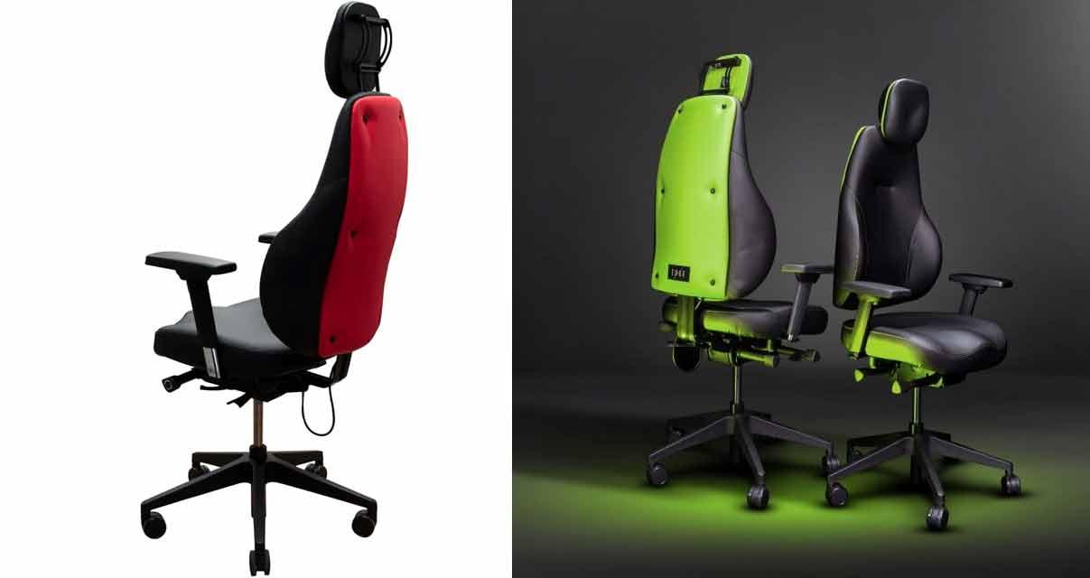 gaming chairs  - صندلی های بازی - تاریخچه-و-کاربرد-صندلی-های-گیمینگ---صندلی-گیمینگ---صندلی-بازی--Edge-GX1-gaming-chair---1