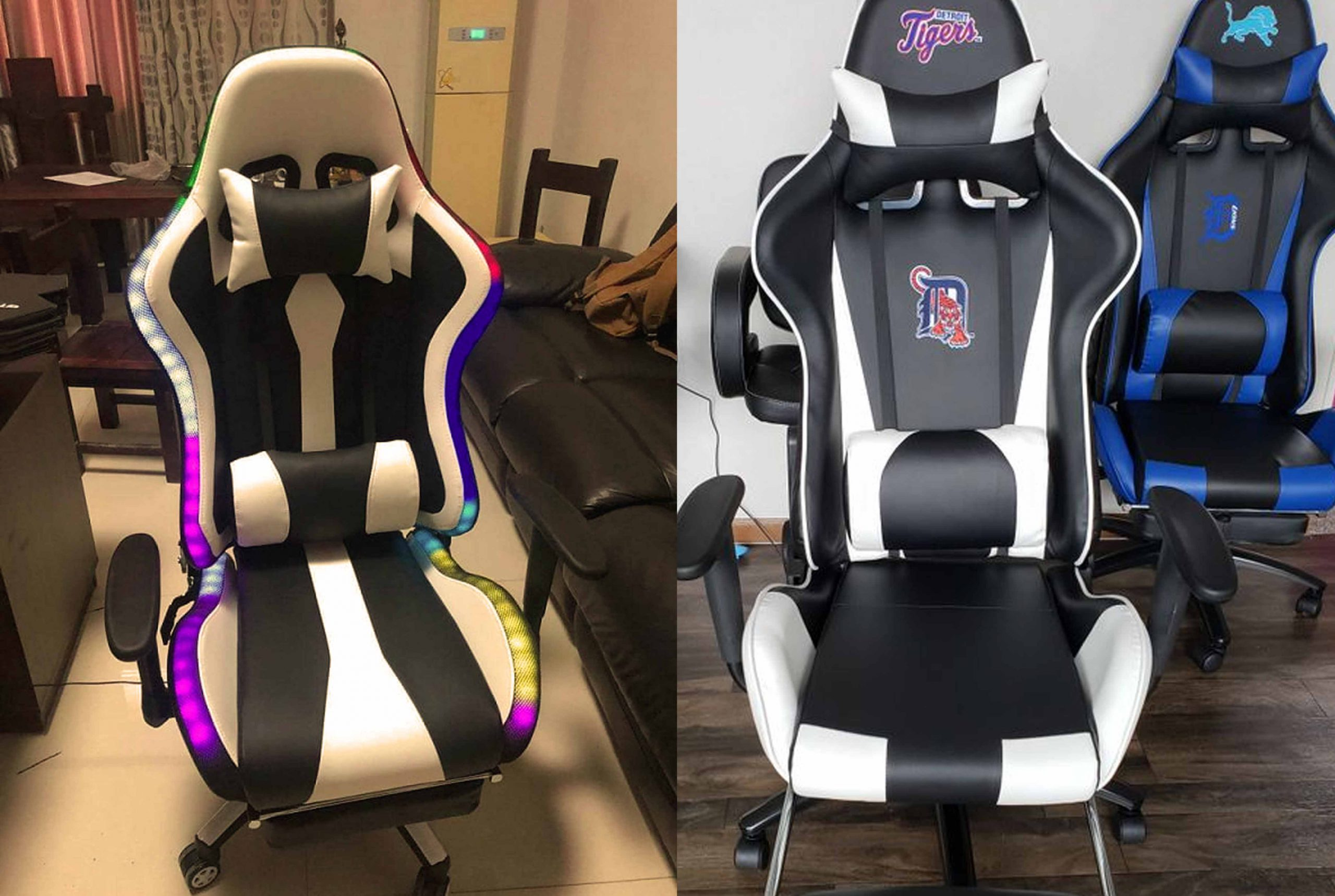 gaming chairs  - صندلی های بازی - معرفی انواع صندلی بازی - gaming chairs - pro gaming chair