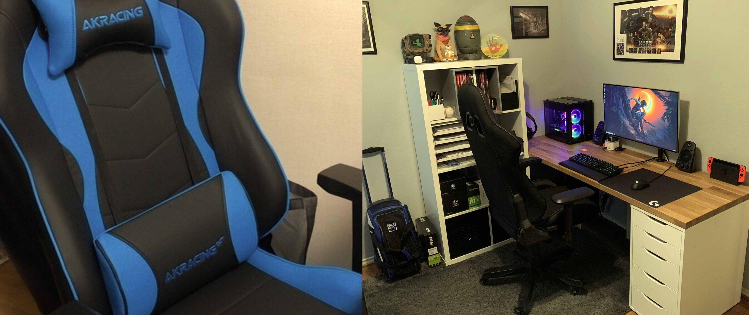 gaming chairs  - صندلی های بازی - gaming chairs - gaming chair - تاریخچه-و-کاربرد-صندلی-های-گیمینگ-صندلی-گیمینگ-صندلی-بازی-akracing