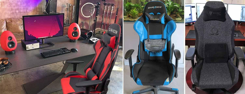 gaming chairs  - صندلی های بازی - تاریخچه-و-کاربرد-صندلی-های-گیمینگ---صندلی-گیمینگ--صندلی-بازی-gaming chair-homall-