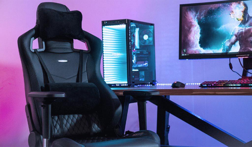 صندلی بازی - صندلی های مخصوص بازی - صندلی گیمینگ - gaming chair - راهنمای خرید صندلی گیمینگ - راهنمای خرید صندلی های بازی-1
