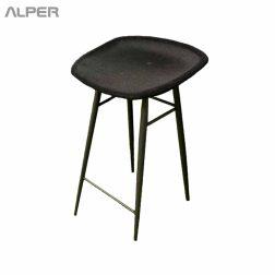 صندلی - صندلی اپن - صندلی اپن پایه فلزی - صندلی اپن و بار - صندلی پیشخوان - صندلی کانتر - صندلی کافی شاپی - coffeeshop chair - stool bar - open chair - kitchen chair