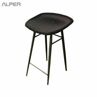 صندلی اپن پایه فلزی - آلپر فروشگاه اینترنتی مبلمان و دکوراسیون هتل، تالار، رستوران و کافی شاپ