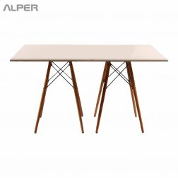 میز بار پایه ایفلی وبل - میز - میز بار - میز بار پایه ایفلی - table bar - desk bar - table
