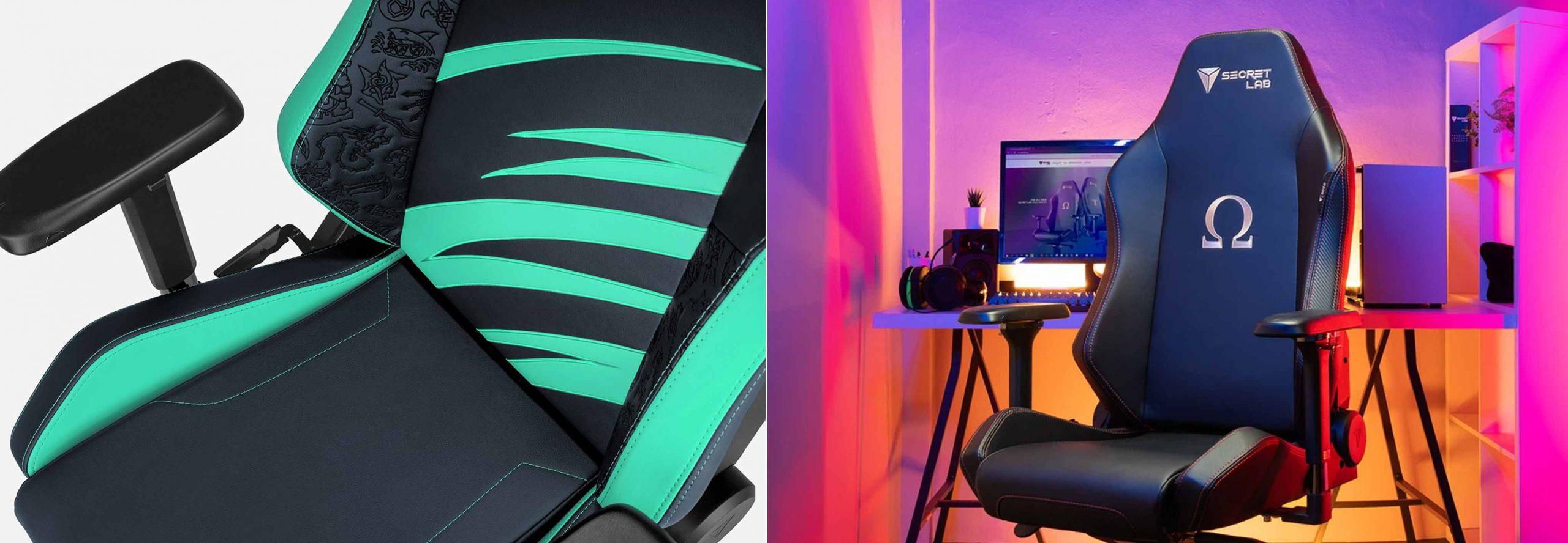gaming chairs  - SecretLab-Omega-2020 - صندلی های بازی --معرفی-و-کاربرد-صندلی-گیمینگ---انواع-صندلی-بازی---صندلی-گیمینگ---تاریخچه-صندلی-گیمینگ- gaming-chair