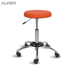 صندلی اداری - صندلی - صندلی گردان - صندلی آزمایشگاهی - صندلی پزشکی - صندلی جک دار - صندلی تابوره