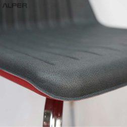 صندلی رستورانی پایه فلزی - صندلی رستورانی - صندلی رستوران - صندلی - صندلی آشپزخانه - صندلی کافی شاپی