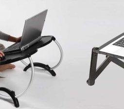راهنمای خرید میز حرفه ای لپ تاپ