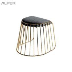 پاف فلزی - آلپر؛ فروشگاه اینترنتی میز، صندلی، مبلمان و دکوراسیون
