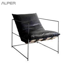 صندلی کافی شاپ - صندلی کافی شاپی فضای باز - صندلی فلزی راحتی - صندلی مفتولی راحتی - صندلی راحتی کافی شاپ