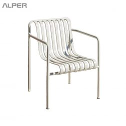 صندلی فضای باز - صندلی - صندلی فضای باز و باغی - صندلی کافی شاپ فلزی - صندلی کافی شاپی فلزی - صندلی فلزی