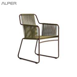 صندلی فضای باز فلزی - صندلی - صندلی فضای باز و باغی - صندلی کافی شاپ فلزی - صندلی کافی شاپی فلزی - صندلی باغی