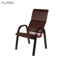 صندلی اداری و انتظار - آلپر فروشگاه اینترنتی مبلمان و دکوراسیون هتل، تالار، رستوران و کافی شاپ