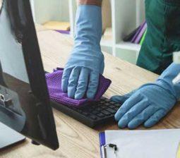 راهکارهای نظافت و بهداشت در فضای اداری